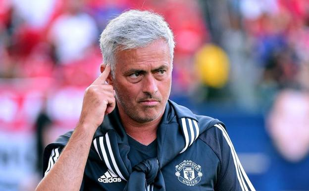 José Mourinho. /Harry How (Afp)