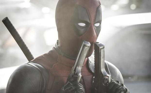 Fotograma de 'Deadpool'.