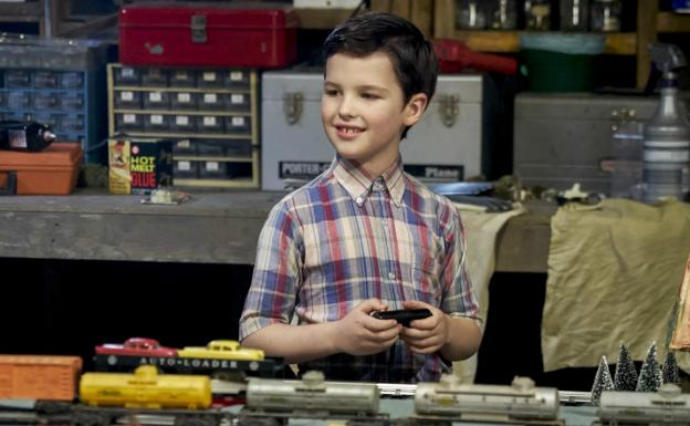 Un fotograma del 'spin-off' 'The Young Sheldon'.