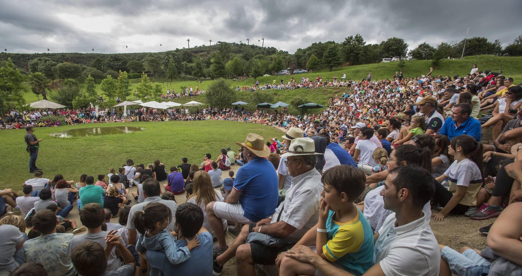 Cabárceno y Fuente Dé se resienten de la caída de turistas en un julio «desastroso»