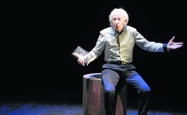 El dramaturgo Albert Boadella relata en  El sermón del bufón  dc95a75ec68a8