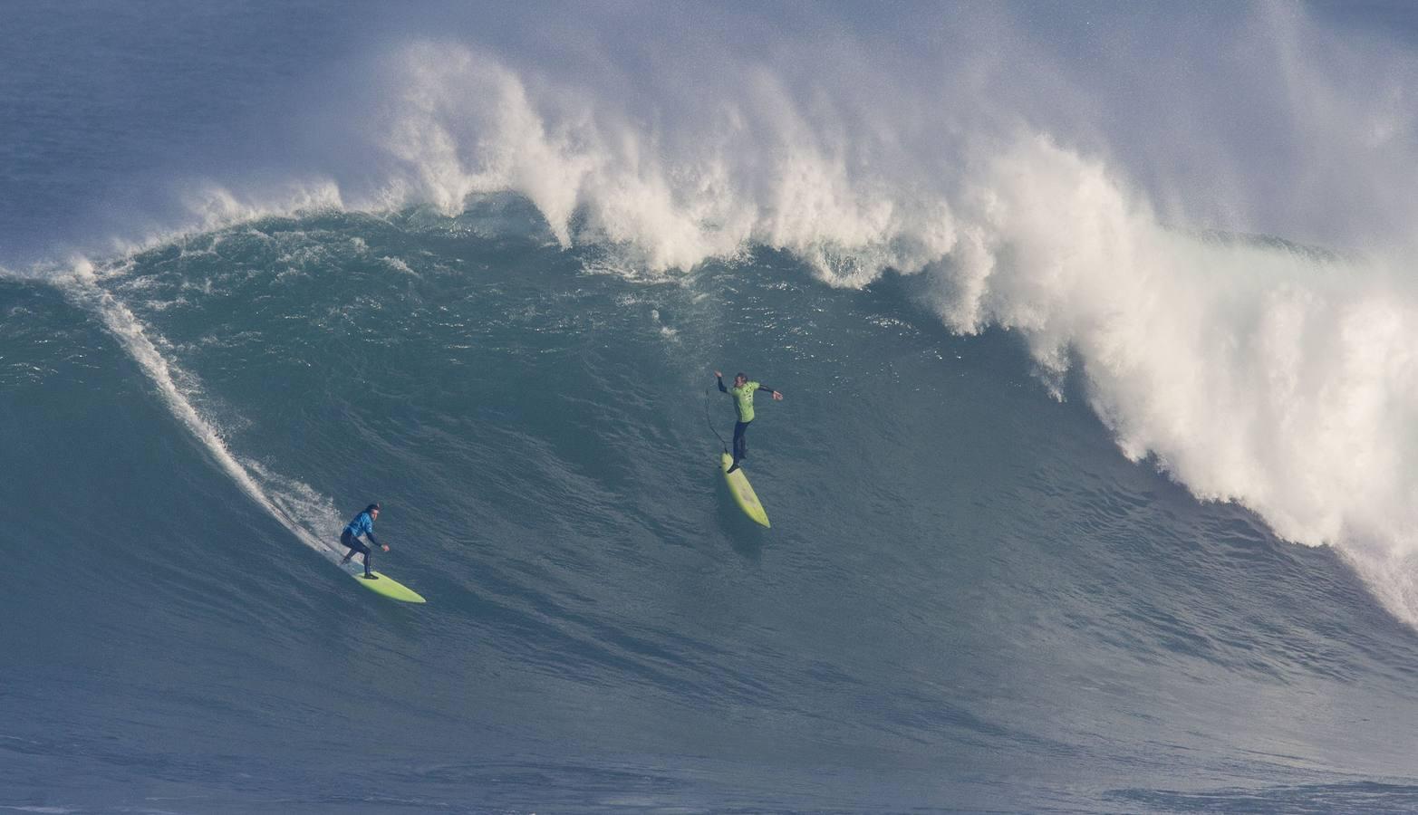 La «violencia del mar» deja la Vaca Gigante sin fecha cerrada  2b7872165fc