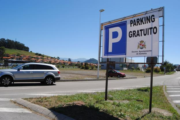 Para el regidor es el lugar «ideal» para crear un área para dar servicio a las autocaravanas. /DM