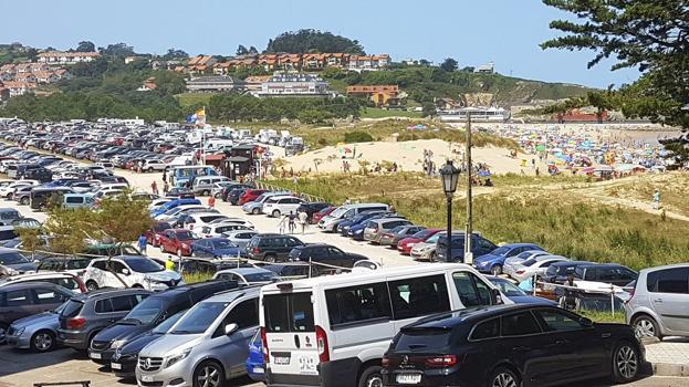 Cinco Municipios Cántabros Cobran Por Aparcar Junto A Sus Playas Como San Sebastián Y Gijón El Diario Montañes