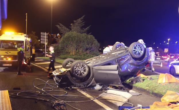 Uno de cada cuatro muertos en carretera viajaba sin cinturón de seguridad
