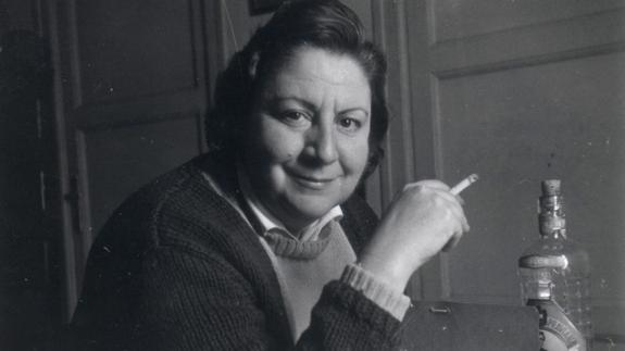 Gloria Fuertes, la poeta que odiaba la palabra poetisa | El Diario Montañes
